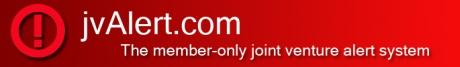 JVAlert - Joint Venture Alert System
